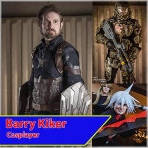 Barry Kiker
