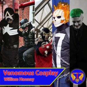 Venomous Cosplay